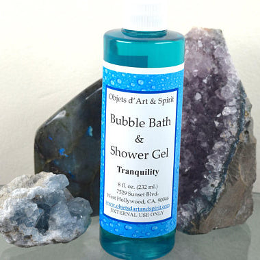 Tranquility Bubble Bath & Shower Gel