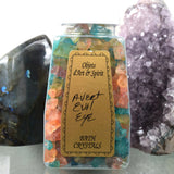 Avert the Evil Eye Bath Salt Crystals