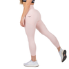 Light Pink Heart Booty High Waist Leggings