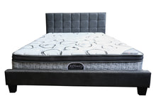 Cleo Upholstered Queen Bed