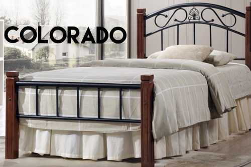 Colorado Bed and Pillow Top Mattress Offer