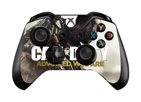 Call Of Duty Advanced Warfare Xbox One Decal Stickers - Merch Vault