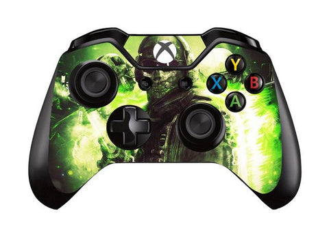 Call Of Duty Green Xbox One Decal Stickers - Merch Vault