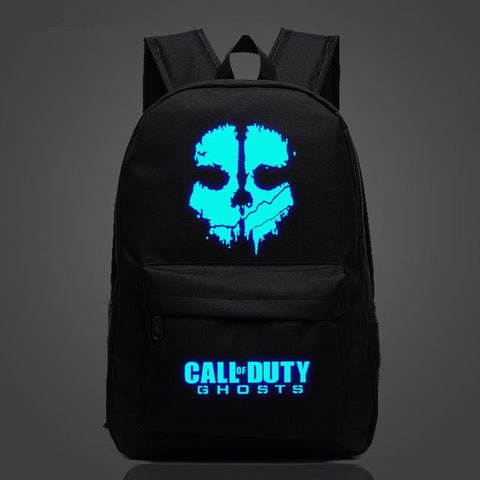 Call Of Duty Luminous Ghosts Backpack - Merch Vault