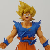 Goku 'Fiery Saiyan' Figurine - Merch Vault
