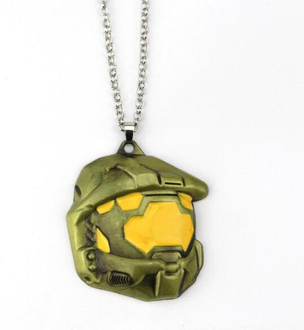 Halo 3 Spartan Assault Pendants - Merch Vault