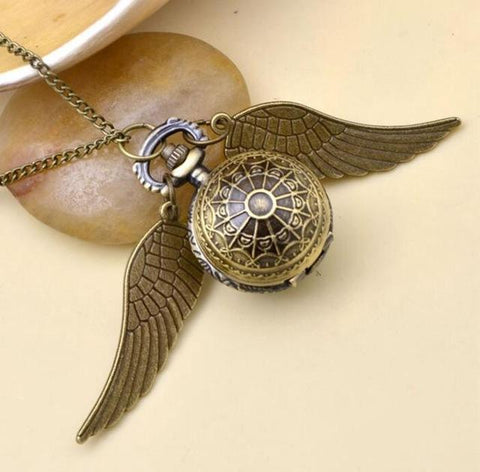 Harry Potter Golden Wings Quidditch Toy - Merch Vault