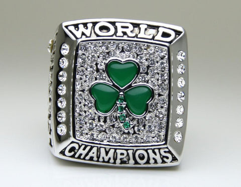 NBA Celtics Luxury Championship Ring - Merch Vault