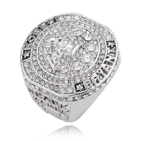 NBA Lakers Kobe Bryant Championship Ring - Merch Vault