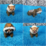 Novelty Stylish Dog Coats - Merch Vault