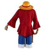 One Piece Monkey D Luffy Cosplay Set - Merch Vault