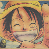 One Piece Monkey D Luffy Wanted Poster - Merch Vault