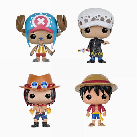 One Piece Pop Figures - Merch Vault