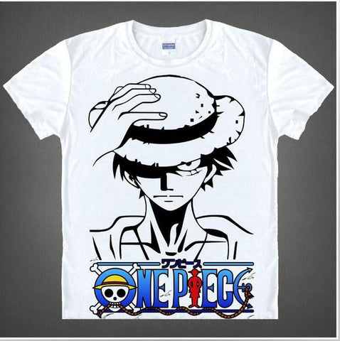 One Piece 'Serious' T-Shirt - Merch Vault