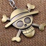 One Piece Skeleton Keychain - Merch Vault