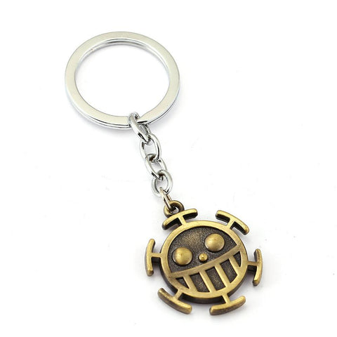 One Piece Trafalgar Law Keychain - Merch Vault
