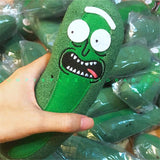 Pickle Rick Plushie - Merch Vault