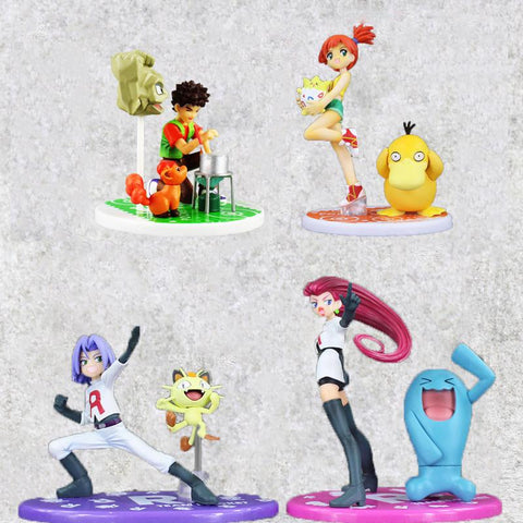 Pokemon Trainer Figures - Merch Vault