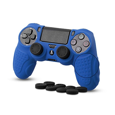 Anti Slip Silicone Playstation 4 Controller Grips - Merch Vault