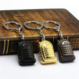 PUBG Micro-Bag Keychains,  - Merch-Vault.com
