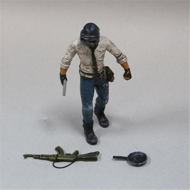 19ea4674790e5 PUBG Character Replica Model - Player Unknown Battlegrounds Merch