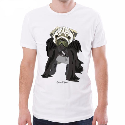 Pug Of Thrones T-Shirt,  - Merch-Vault.com