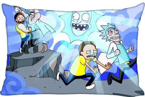 Rick And Morty Pillow Cases,  - Merch-Vault.com