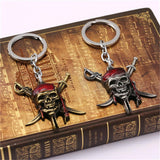 Sea Of Thieves Metal Skull Keychain,  - Merch-Vault.com