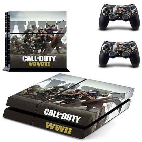 Sony Playstation 4 Call Of Duty 'Fight On' Decal Sticker,  - Merch-Vault.com