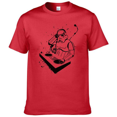 Star Wars DJ Trooper T-shirt,  - Merch-Vault.com