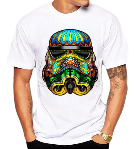 Star Wars Trippy Trooper T-Shirt,  - Merch-Vault.com