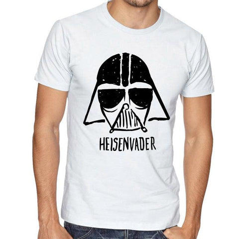 "Star Wars X Breaking Bad ""Heisenvader"" T-Shirt,  - Merch-Vault.com"