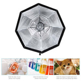 Godox SB-UE 80cm / 31.5in Honeycomb Grid Umbrella Speedlite Softbox with Bowens Mount