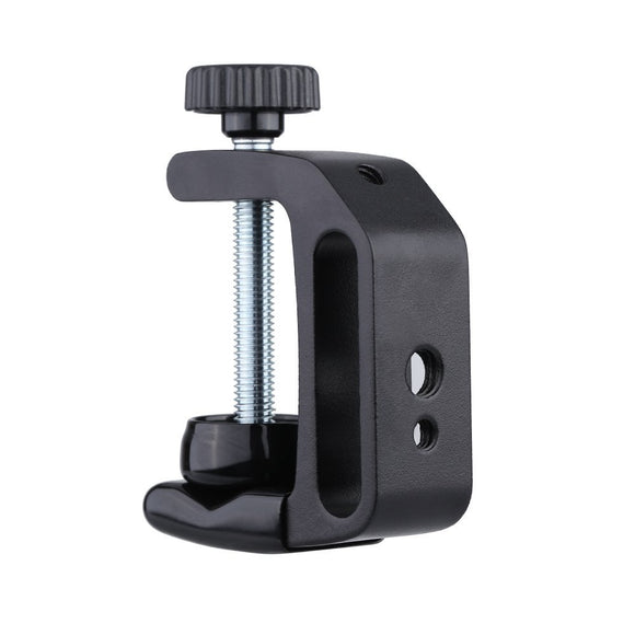 Godox Studio Q Type Multifunctional Clip For Flashlight Speedlite Stand Powepack