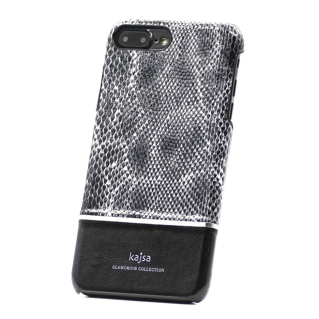 super popular 443e1 40ff6 Glamorous Collection - Snakeskin Leather for iPhone 8/8 Plus & iPhone 7/7  Plus
