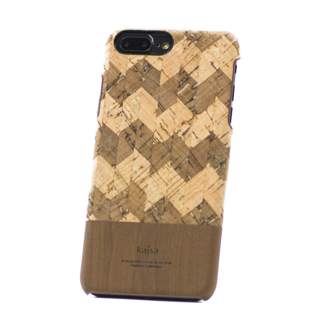 huge selection of b7ad0 b215a Outdoor Collection - Corkwood Nature Back Case for iPhone 8/8 Plus & iPhone  7/7 Plus