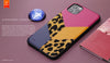 Glamorous Collection - Leopard Combo Back Case for iPhone 11 / 11 Pro / 11 Pro Max