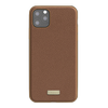 Luxe Collection - Genuine Leather Back Case for iPhone 11 / 11 Pro / 11 Pro Max
