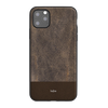 Vintage Collection - Genuine Leather Back Case for iPhone 11 / 11 Pro / 11 Pro Max