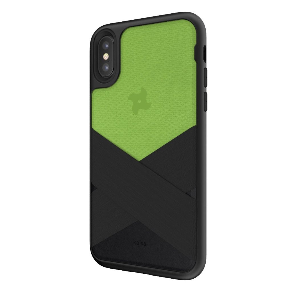 the latest 80e99 79e44 Ninja Collection - Dual Pocket Back Case for iPhone X