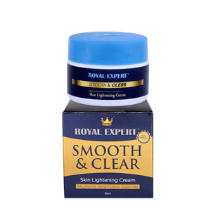 Royal Expert® Smooth & Clear Skin Lightening Cream