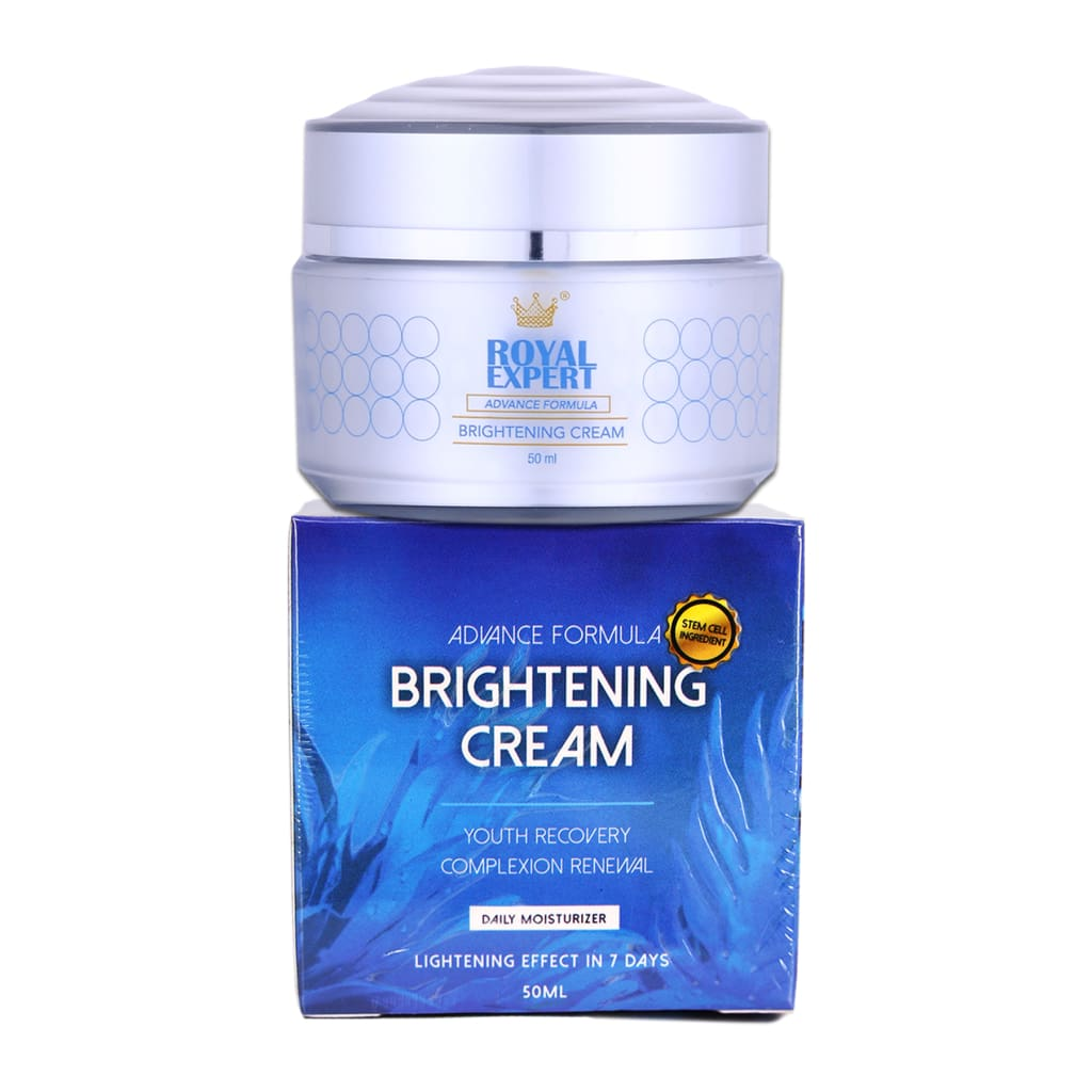 Royal Expert Advanced Formula Brightening Cream - Cream