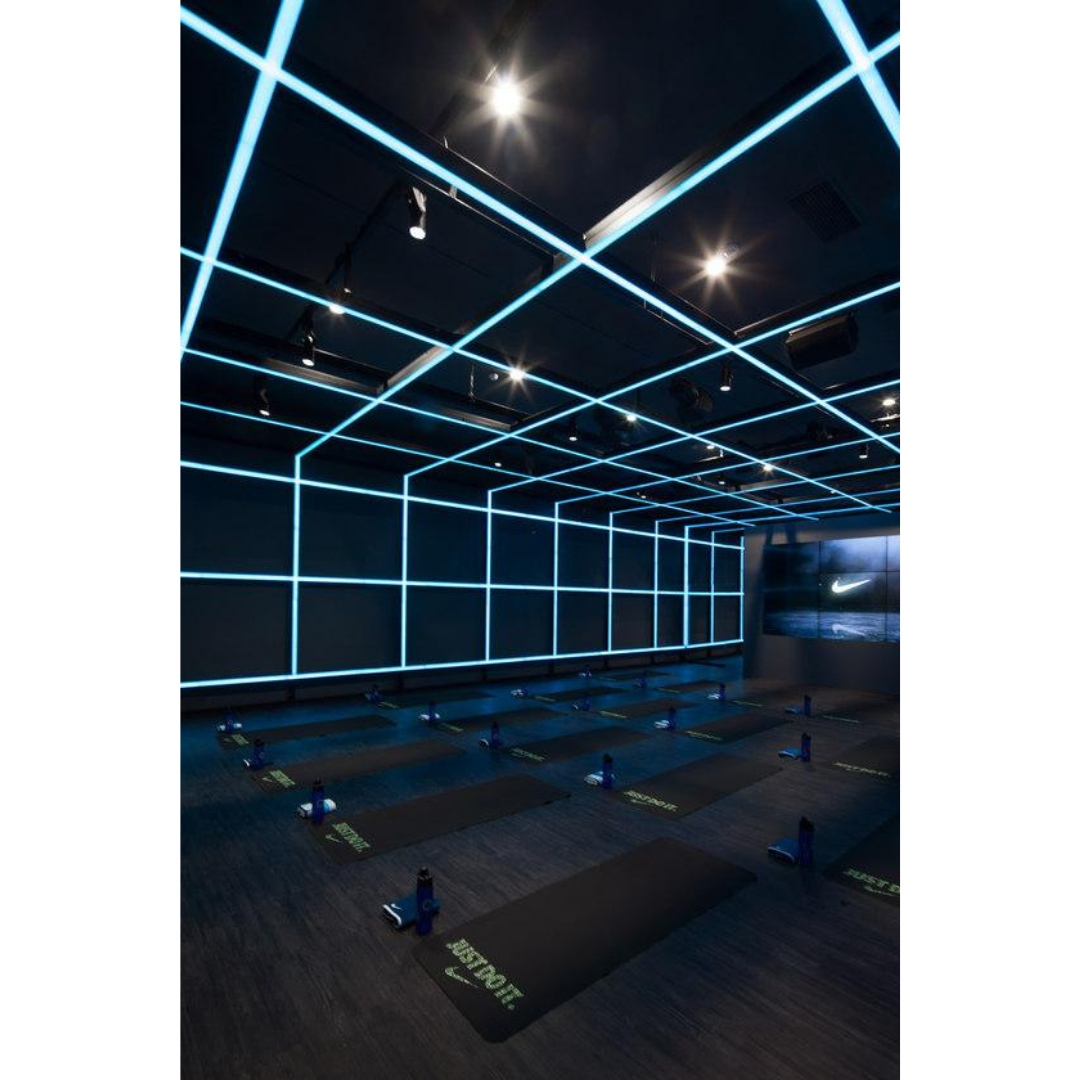 Custom Gym Lighting Solutions