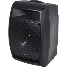 HELIX 208 Portable PA System For Portable Group Fitness or Online Streaming & Recording