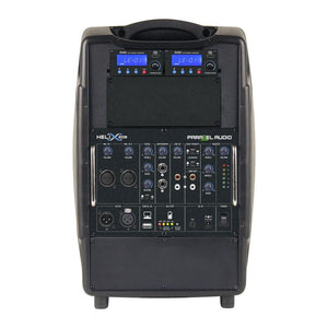 HELIX 208 Portable PA System with EMic Wireless Microphone