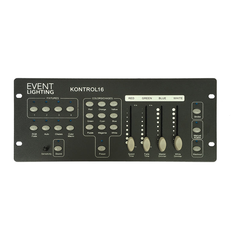 Event Lighting Kontrol 16 DMX Controller