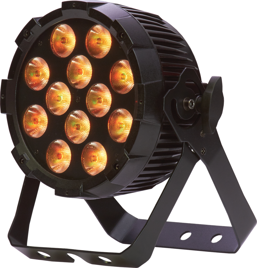 Event Lighting 12X8W LED Parcan Light