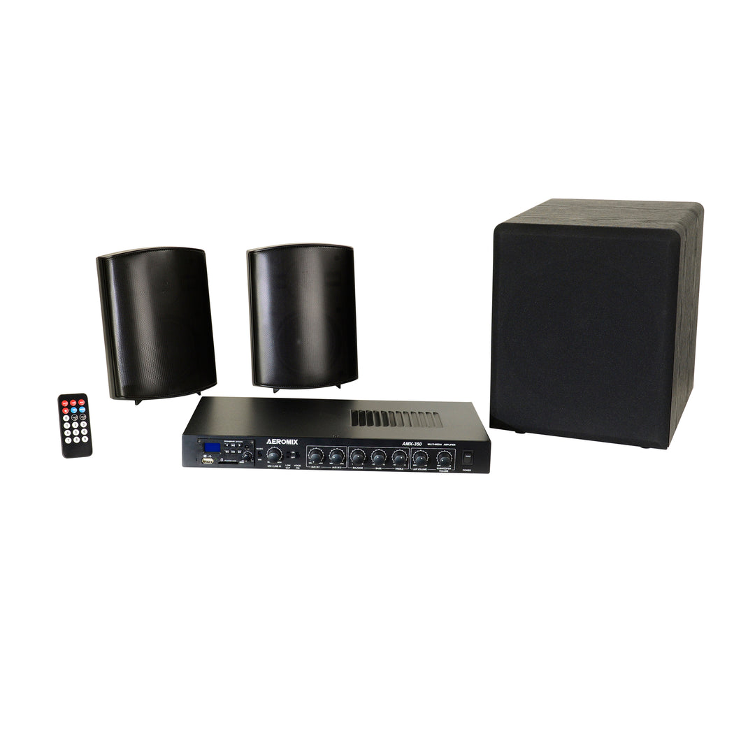 Background Music System (Small)