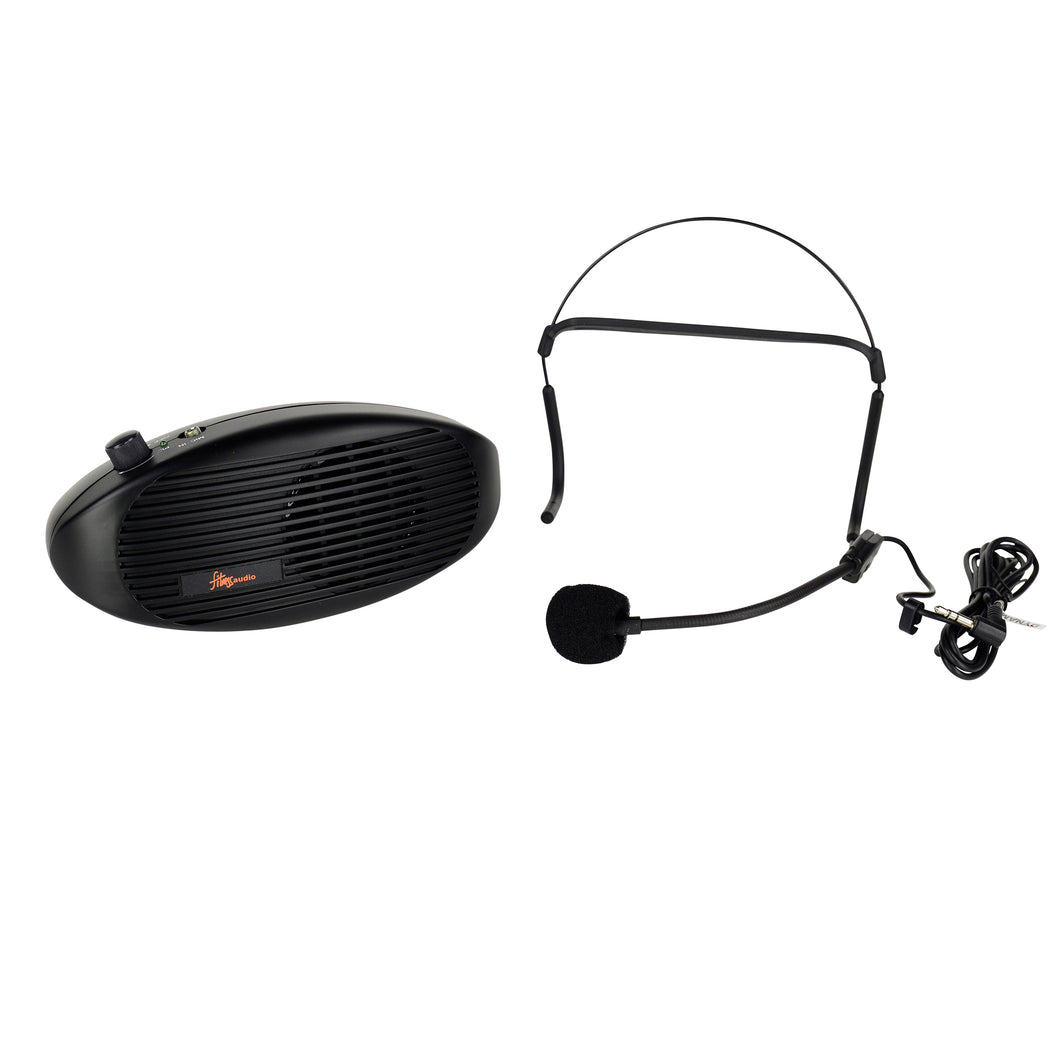 Fitness Audio Personal PA Microphone