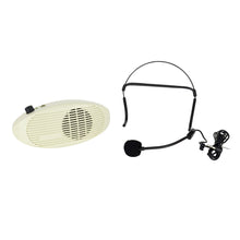 Walk'n'Talk Personal Amplifier Microphone in White